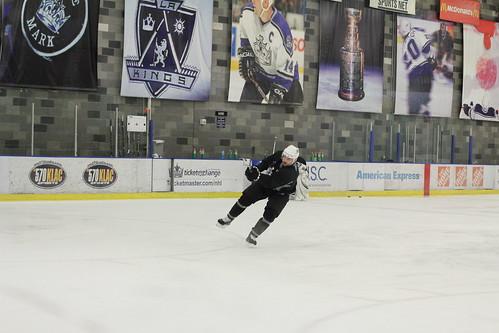 1-14-11 Kings Practice Skate