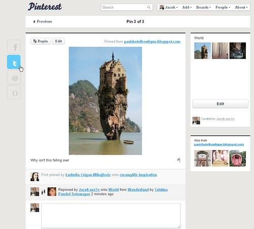 Pinterest7 dodane przez Repin