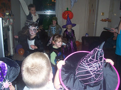 Harrison's Halloween Party