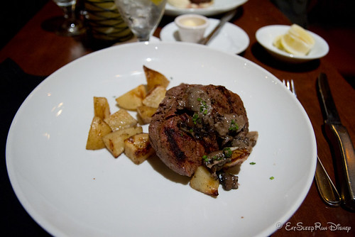 Plain Filet at Le Cellier