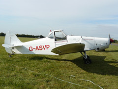 G-ASVP (QSY on-route) Tags: hinton hedges gasvp 20092009