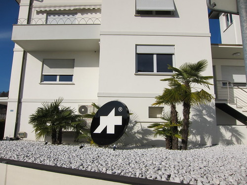 Another Assos HQ bldg in Stabio