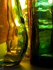 20110122_11858b (Fantasyfan.) Tags: new old light abstract macro beer glass topv111 closeup tag3 taggedout bottle colorful tag2 tag1 fantasyfanin