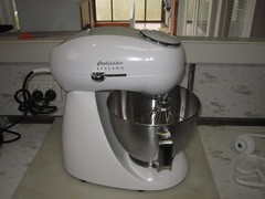 My New Toy.. Kenwood Patissiere Mixer