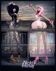 Nicki Minaj - Pink Friday (netmen!) Tags: pink roman barbie friday nicki blend netmen minaj