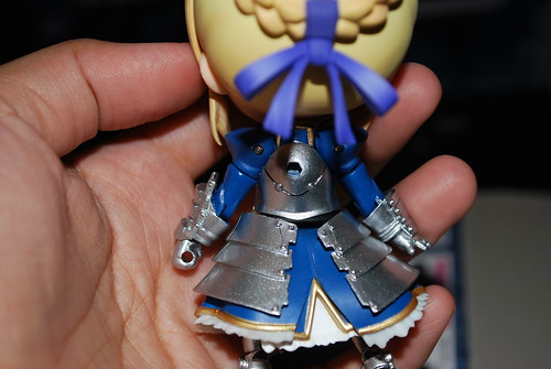 Nendoroid 121: Saber (Super Movable)
