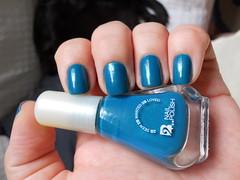 Cosmic da 2B (Bibi) Tags: blue azul polish bleu cosmic 2b vernis esmalte