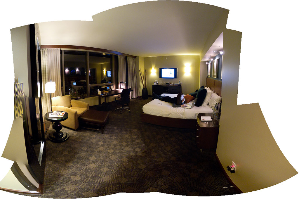 Hotel 1000 Deluxe City View Room