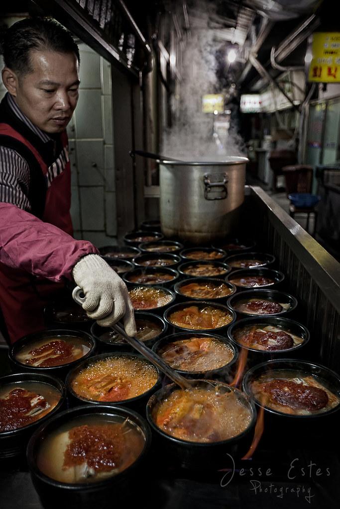 South Korea - Chef