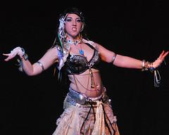 Martina Crowe (Arthur Koek) Tags: festival germany deutschland dance bellydancer dancer hannover tribal belly international crowe martina niedersachsen lowersaxony hausderjugend hewett