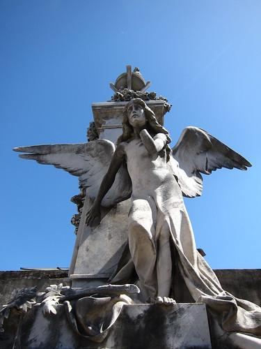 La Cementerio de la Recoleta