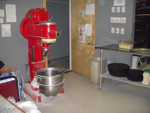 Gigantic Mixer