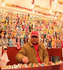 Marionette (MarcoLis) Tags: color roma colors canon eos colore piazza 500 natale colori mercato marionette navona bancarella 500d bancarelle marionetta