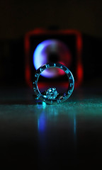 Tron Ring Shot (Carlos Nizam) Tags: shot nixon ring dual noclsinfo