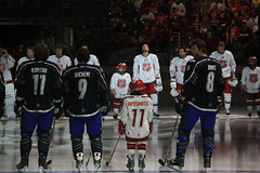 2011 NHL All Star Game (Adam's Journey) Tags: hockey kids favorites northcarolina raleigh nhlallstargame 2011 coloradoavalanche minnesotawild rbccenter losangeleskings stadiumsandarenas