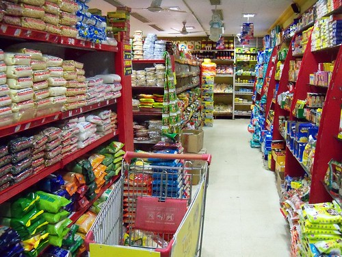 Grocery shopping online in bangalore