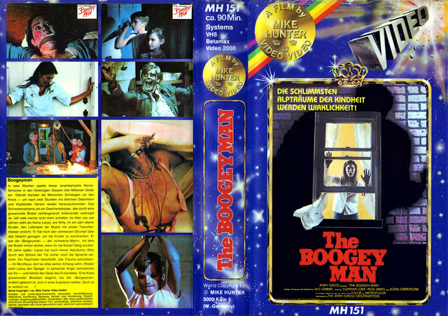 The Boogey Man (VHS Box Art)
