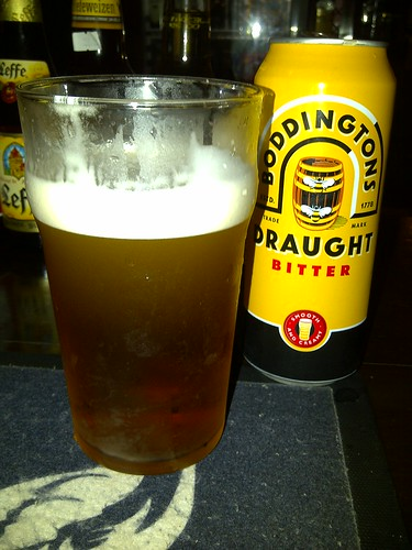 Boddington Draught @ Union Jack Alabang