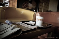 (Saad Albalhi) Tags: morning canon saad goodmorning dunkin    saadalharbi