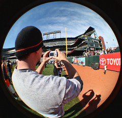(You can't prove it) Tags: baseball mlb mccoveycove sanfranciscogiants worldchampions attpark fanfest2011
