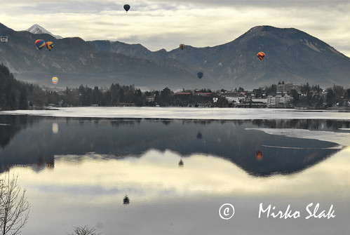 International Balloon Festival Bled 2011