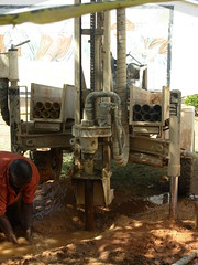 Drilling continues at St. Angela