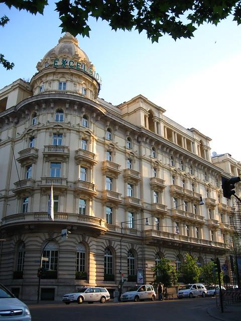 ホテル・エクセルシオールのフリー写真素材