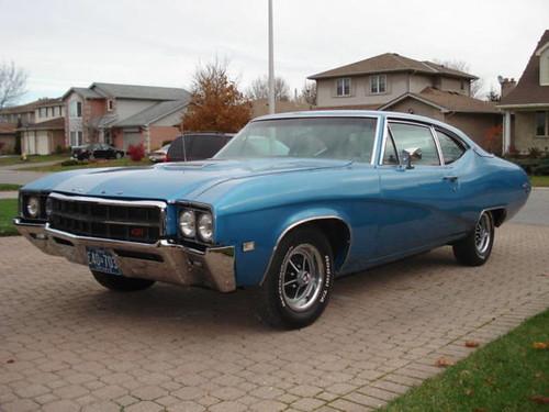 1969 buick skylark gs. 1969 Buick Skylark California