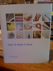 Image for How To Make A Book by Blurberati by Blurberati