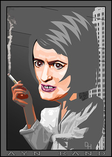 From http://www.flickr.com/photos/47422005@N04/5425907494/: Ayn Rand-- world renowned narcissist or psychopath-- take your choice