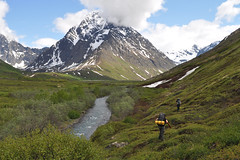 Peters Creek backcountry beneath Mt. Rumble. Chugach Mountains, Alaska (Paxson Woelber) Tags: camping mountains alaska walking hiking climbing backcountry mountainlandscape mountainous mountainscene alaskamountain alaskanwilderness mattpope campingalaska alaskascenery alaskaphoto alaskaphotos alaskalandscape peterscreekalaska alaskawilderness alaskahiking mountrumble hikinginalaska alaskapeaks campinginalaska alaskanphotography alaskascene ianpeterson paxsonwoelber alaskahikes alaskapeak hikingphotosalaska boldpeakalaska arthurjensen alaskamountainlandscape mtrumble