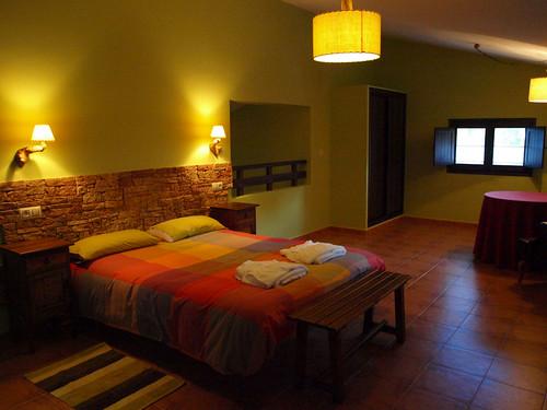 Las Salegas del Maguillo, habitaciones (2)