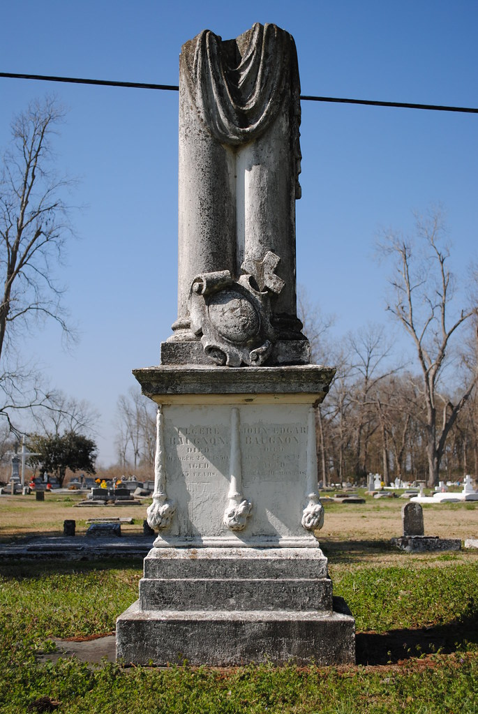 monument at st. raphael cemetery