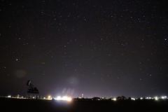 silhouette night stars australia astronomy nightsky aus southaustralia constellation 2010 cooberpedy img8637