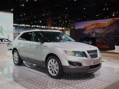 2011 Saab 9-4x 3