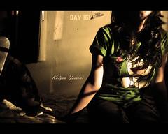 Day 161 (Kalyan Yasaswi) Tags: girl youth young hide lone