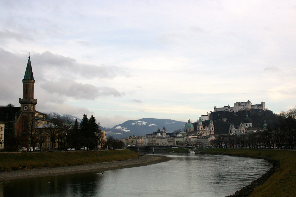 salzburg - the sun is gone