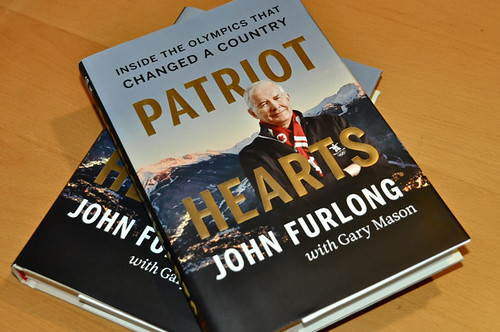 Patriot Hearts book by John Furlong
