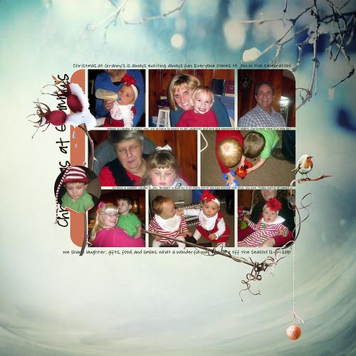 Christmas at Granny's