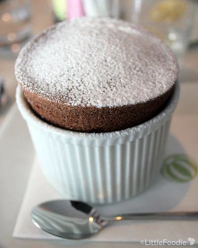 Chocolate Soufflé