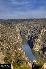 Los Arribes del Duero desde Portugal / Arribes del Duero from Portugal
