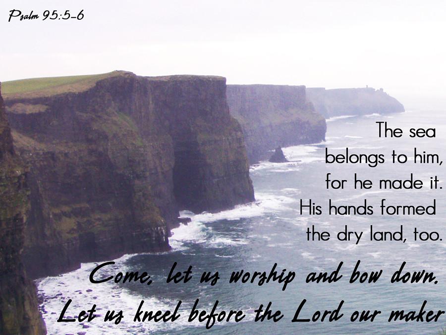 psalm-95-5-6