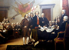 Declaration of Independence by John Trumbull in the US Capitol Rotunda (mbell1975) Tags: usa building by john painting franklin us dc washington museu adams thomas united capital declaration musée musee m capitol american government jefferson states museo independence rotunda muzeum trumbull 1819 müze benajamin museumuseum