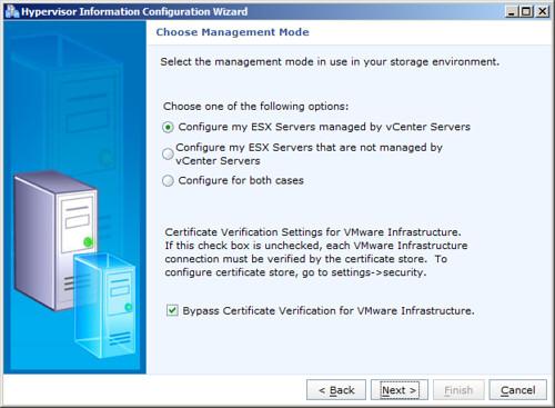 vSphere Integration With EMC Unisphere » boche net – VMware