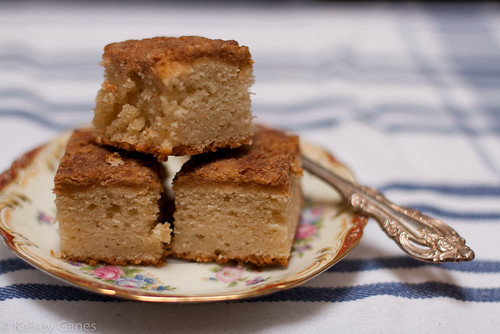 Sof'ella Sour Cream Coffee Cake