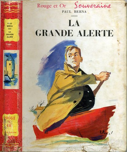 La grande alerte by, Paul VERNA