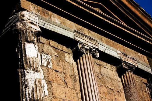 Tempio della Fortuna Virile_Roma