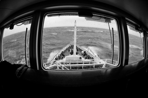 In the Drake Passage