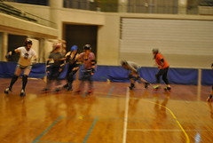 DSC_0082 (crodriguez0907) Tags: roller practice derby 21411