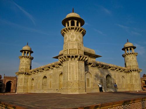 Agra 085 - Itimad-Ud-Daulah
